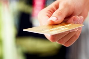 Money transfer credit cards